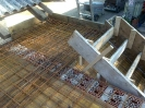 Izdelava plošče in stopnišča
